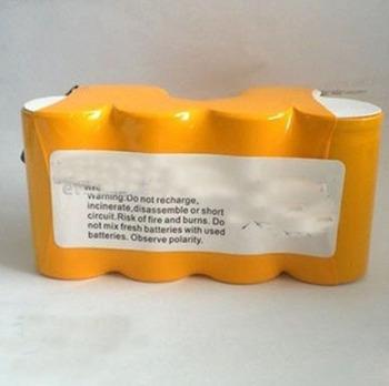 free   shipping 5pcs/lot NIMH battery pack SC 7.2V 5000mAh for Flashlight, Electric Toy, Vacuum Cleaner SC*6