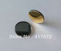 10600nm(10.6um) reflective mirror D25x3mm K9 glass gold-coating for CO2 laser marker engraver