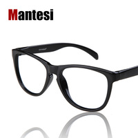 Mantesi multi-color candy pc eyeglasses frame Men glasses women's decoration glasses