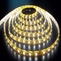 12v 5050 30 led strip lamp led flexible strip counter light tank band qau