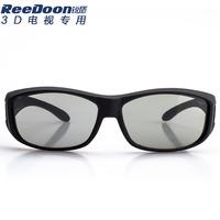 Circular polarized sunglasses polarizer 3d polarized glasses chuangwei tclg 3d changhong tv