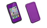 Free Shipping Waterproof water proof Case for iPhone 5 Waterproof Shockproof Dirtproof shell protector