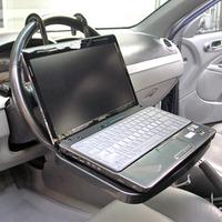 Laptop car mount car multifunctional folding work table car computer rack chair folding dining table