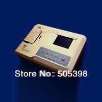 CE Approved ECG300G Digital Three-Channel ECG EKG Machine with USB software