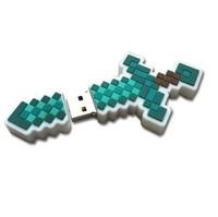 Wholesale Hot sword model 1GB 2GB 4GB 8GB 16GB 32GB 64GB USB 2.0 Flash Memory Stick Drive Thumb/Car/Pen