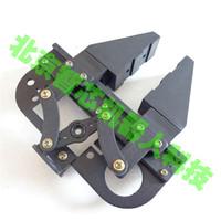 Mechanical gripper mechanical claws mechanical arm mg995 steering gear mount robot