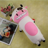 Strip-line animal pillow cartoon pillow multi purpose strip-line pillow
