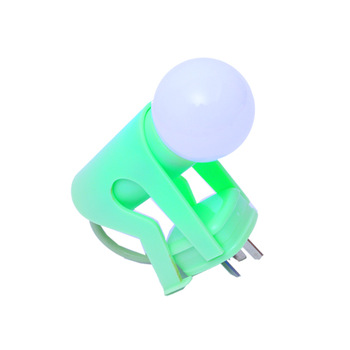 Led induction jellyfish small night light intelligent photoswitchable model small night light socket lamp home