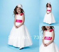 Hot Selling First Communion Dresses Cheap Dresses flower girl dresses 20121108653