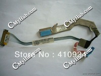 "Used Free Shipping LCD Cable For Dell Latitude D610 LCD Cable (14"") DDJM5BLC107 DDJM5BLC301 DP/ N : 0KC404 KC404"