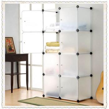 Home diy storage rack multifunctional storage cabinet storage box 8 belt door 6kg