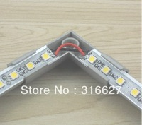 LED bar light connector  90degree V-shaped Connector for LED Rigid Strip lightings