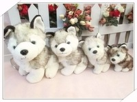 Girls plush birthday husky toy dog child doll cloth doll dolls Small