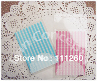 Free shipping Food Baking Cake Packing Favors Plastic Bag with self adhesive seal and printed  -300pcs/lot CP0001