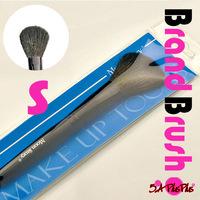 1PCS Portable Brand Soft Goat Hair Black Small Blusher Powder Beauty Cosmetic Makeup Wood Brush Beauty Show Free Shipping