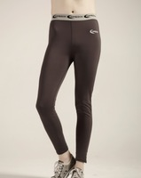 O-8 Women's> New Fashion Winter >Slim Long Pants >Thin Brushed Polyester/Spandex Spotswear Fitness Pants
