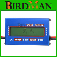 Digital 60V 100A Battery Balance LCD Voltage Power Analyzer Watt Meter #2975