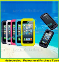 Hot Selling Cover Protective Diving Cases PVC Waterproof Case For iphone 5