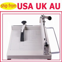 ELEGANT APPEARANCE A3 PAPER CUTTER  IDEAL FOR OFFICES SCHOOLS PRINTING HOUSES