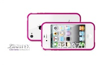High quality SGP LINEAR EX meteor series Bumper case For iPhone 4 4S,+retail box ,MOQ:1PCS free shipping