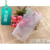 For oppo   phone case find5 x909 transparent soft mobile phone protective case x909 find 5 phone case mobile phone case