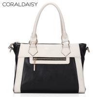 Coraldaisy New  2013  Fashion Leisure Bump Color Handbag  TotesShoulder Bag Women Messenger Bags