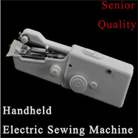 New Household Sewing Tools,Senior Quality Handheld Electric Sewing Machine,Single Line Mini Sewing Machine,4*battery,HQS217