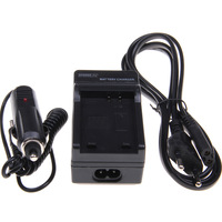 EU Plug BATTERY CAR CHARGER FOR Canon LP-E10 LPE10 EOS 1100D KISS X50 REBEL T3+Free shipping