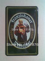 20*30cm WHEAT Harvest Autumn godfather ads poster Iron Sign Bottle Church Wall Decor