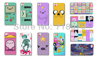 The latest design hot 12pcs/lots wholesale Adventure Time Beemo BMO hard white case cover for iphone 4 4G 4S + free shipping