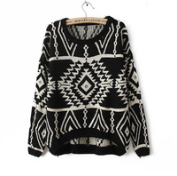 Free shipping in 2013, the new warm knitting a sweater