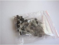11 value 110pcs Bipolar Transistor TO-92 Assortment Kit S9012 S9013 S9014 S9015 S9018 A1015 C1815 2N5401 2N5551 S8050 S8550