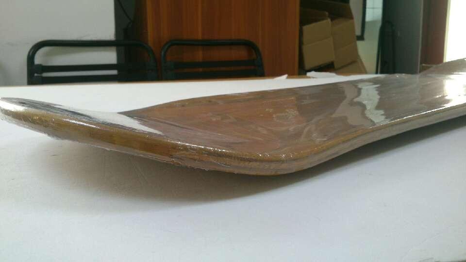 Pont en bambou de planche roulettes magasin darticles promotionnels 0 sur - Planche de skateboard vierge ...
