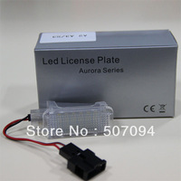 license plate lamp seat for  Audi A2,A3/S3,A4/S4/RS4,A5/S5,A6/S6/RS6,A8/S8,Q5,Q7,R8