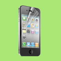 10Pcs/Lot HD Scratch Resistant Film Protective film For Apple IPhone 4 4G 4S Free Shipping