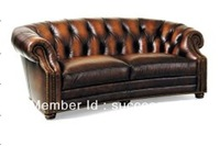 american style leather sectional sofa