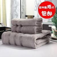100% cotton towel bath towel piece set bamboo fibre jacquard thickening bamboo towel towel gift box set