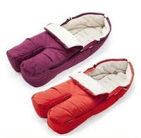 stokke xplory baby car baby stroller cold thermal socks sleeping bag