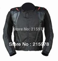 hot mens textile jacket Oxford cordura professional racing/motorcycle Jacket with hump  5 parts 3xl a stars nascar jacket