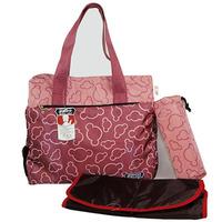 Dexterous fashion multifunctional mummy bag nappy bag fashion mama bag