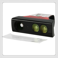 free shipping, wholesales, Super Zoom Wide-Angle Lens for Microsoft XBox 360 Kinect Sensor Range