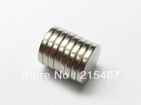 50x Strong ROUND Magnet 10mm X 1mm DISC N35 Wholesale LOT 50