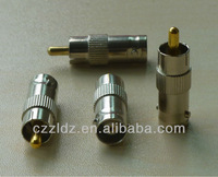 BNC Femle To RCA Male RF Connectors