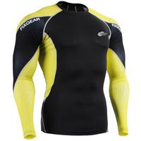 Leo pro straitest quick-drying t-shirt fitness clothing compression clothing basic shirt c3l-b70y