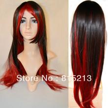 Womens Straight Long Wigs