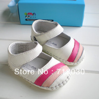 2013 hot new baby Soft bottom first walkers baby prewalker Genuine leather shoes inner size11.5cm12.5cm13.5cm free shipping 1021