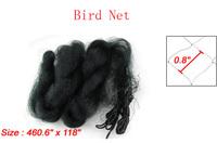 11.7 x 3 Meter Agricultural Anti Bird Net Mesh Black 3pcs