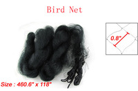 11.7 x 3 Meter Agricultural Anti Bird Net Mesh Black 3pcs