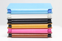 Free shipping! Flip PU leather Cover Case for UMI XII X2 MTK6589 Quad Core phone Skin.