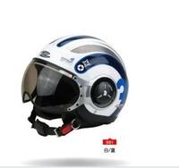 Helmet zeus zs-218 motorcycle helmet limited edition vintage black
